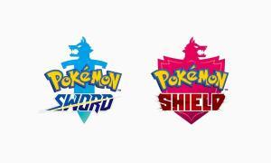 Pokemon Switch Sword Shield Logo