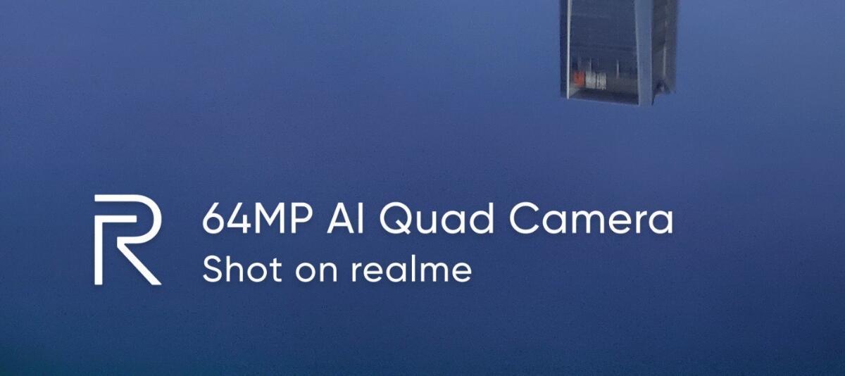 Realme 64 Mp Ai Quad Camera
