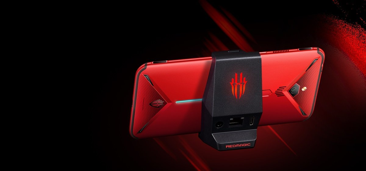 Red Magic 3 Dock
