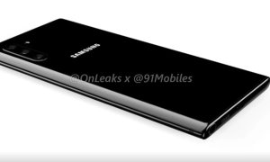 Samsung Galaxy Note 10 Leak 2
