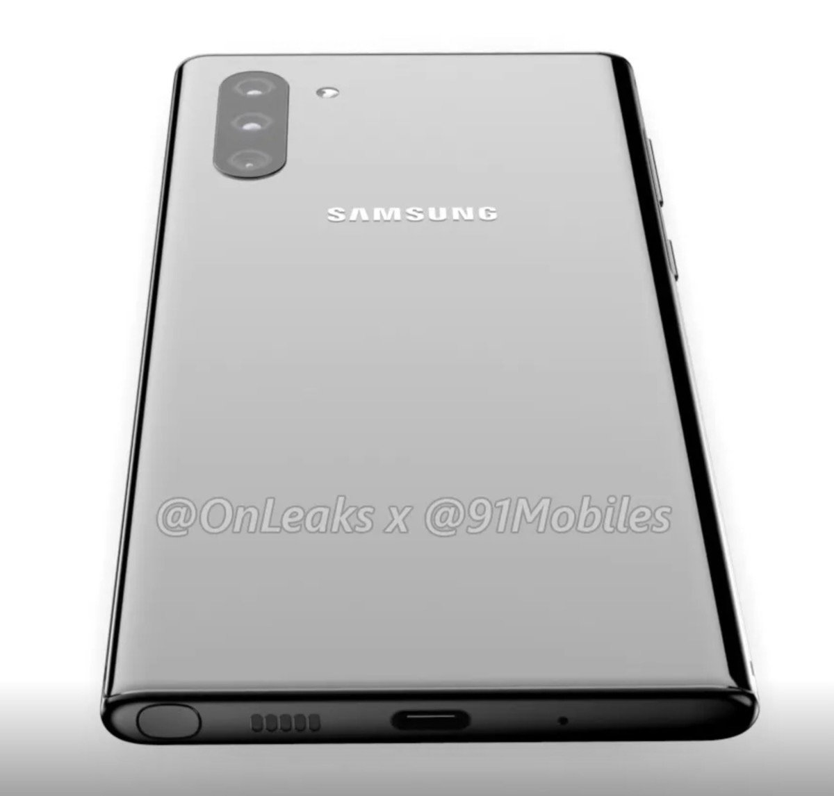 Samsung Galaxy Note 10 Leak 3