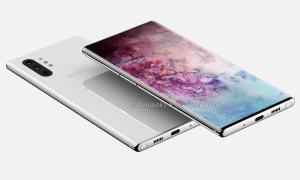 Samsung Galaxy Note 10 Pro Leak Header