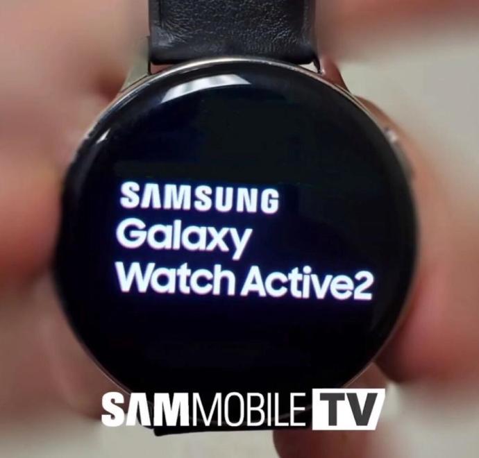 Samsung Galaxy Watch Active 2 Leak2