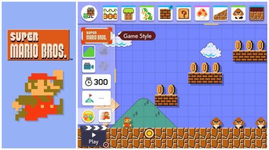Super Mario Maker 2 Screen1