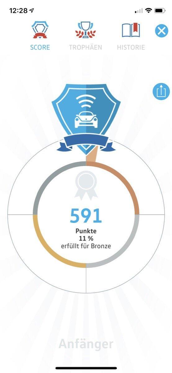 Volkswagen Connect App 10