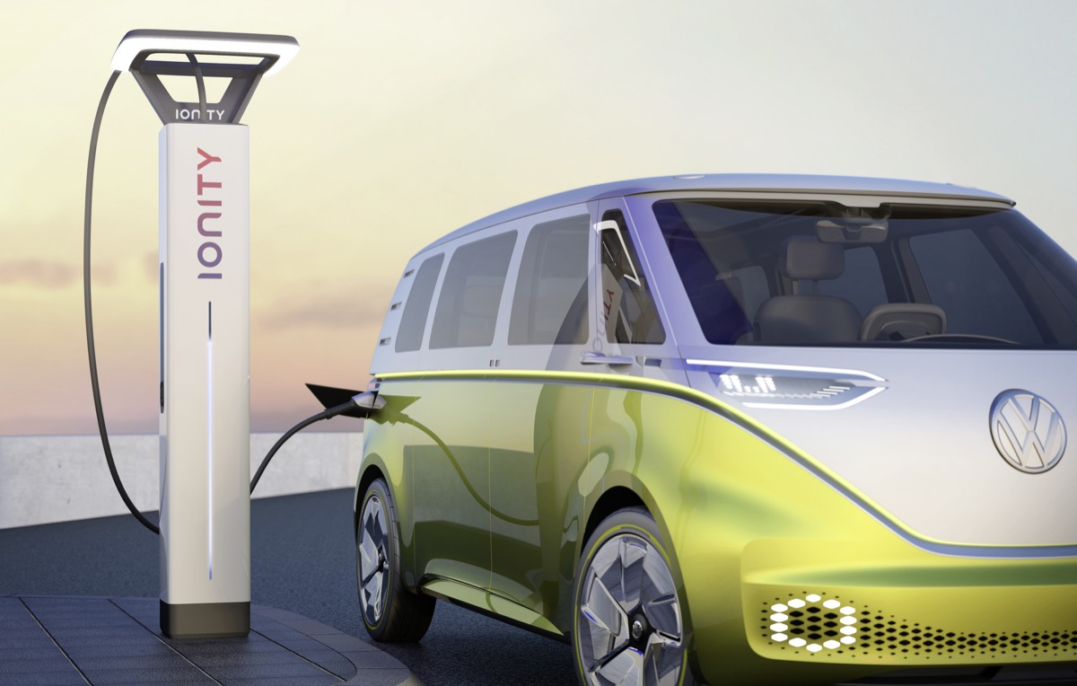 Volkswagen Launches Electric For All Campaign