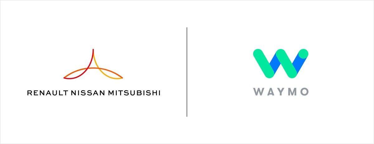 Waymo Renault Nissan Mitsubishi