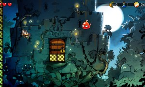 Wonder Boy Screen4