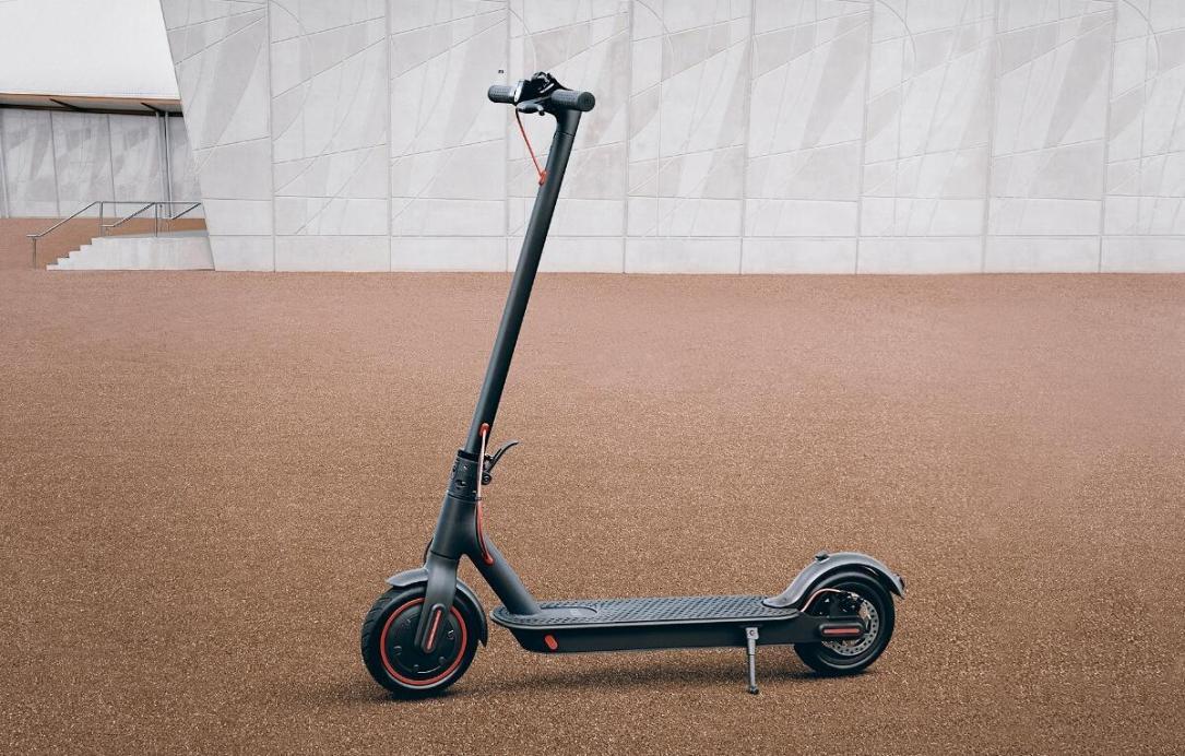 Xiaomi Mi Electric Scooter Pro Header