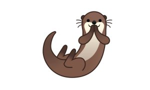 Android Emoji Otter