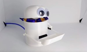 Arduino Project ] Hungry Robot