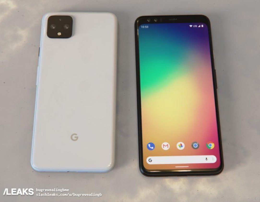 Google Pixel 4 Echt