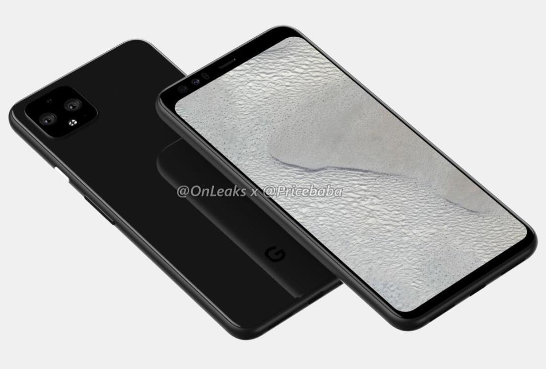 Google Pixel 4 Xl Render3