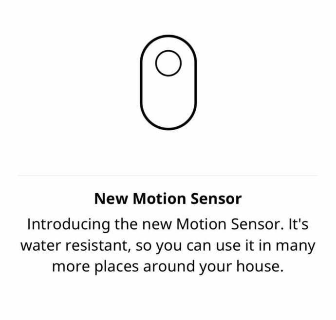 Ikea Motion Sensor