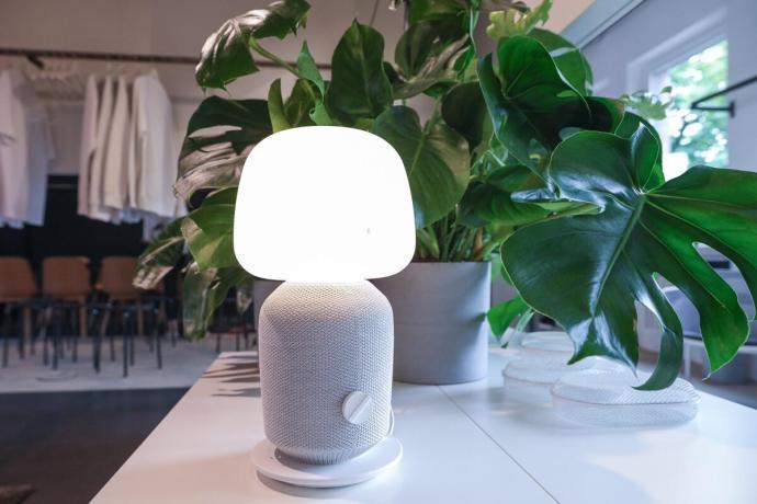 Ikea Symfonsik Lampe