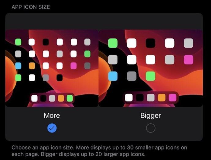 Ipad Icons Groesse