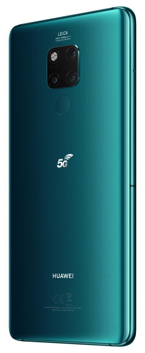 Mate20 X 5g Emeraldgreen Rear30 Right Rgb