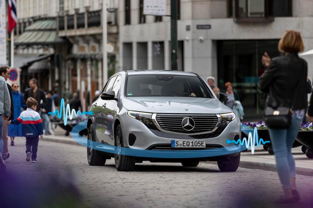 Warngeräusche Bei Elektrofahrzeugen Ist Pflicht A Warning Sound Is Mandatory For Electric Vehicles