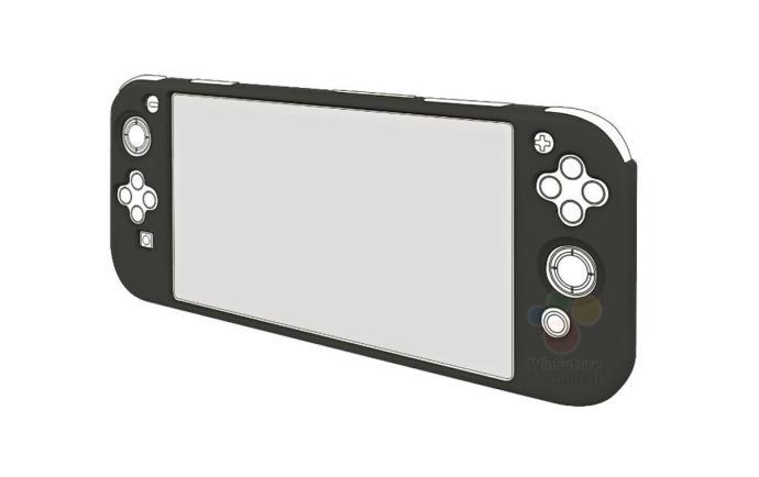 Nintendo Switch Mini Case Leak