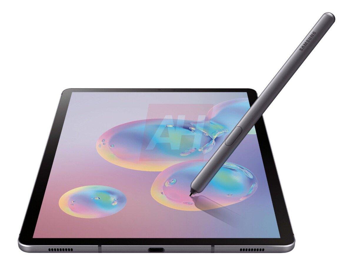 Samsung Galaxy Tab S6 Leak1