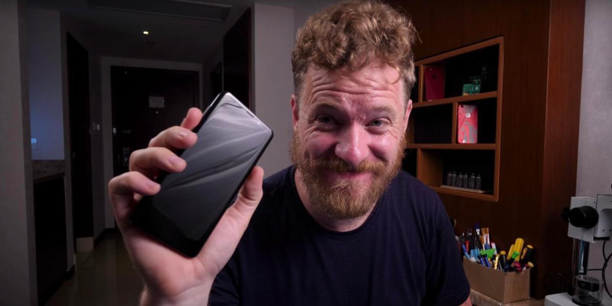 Scotty Allen Samsung Galaxy S9 Plus