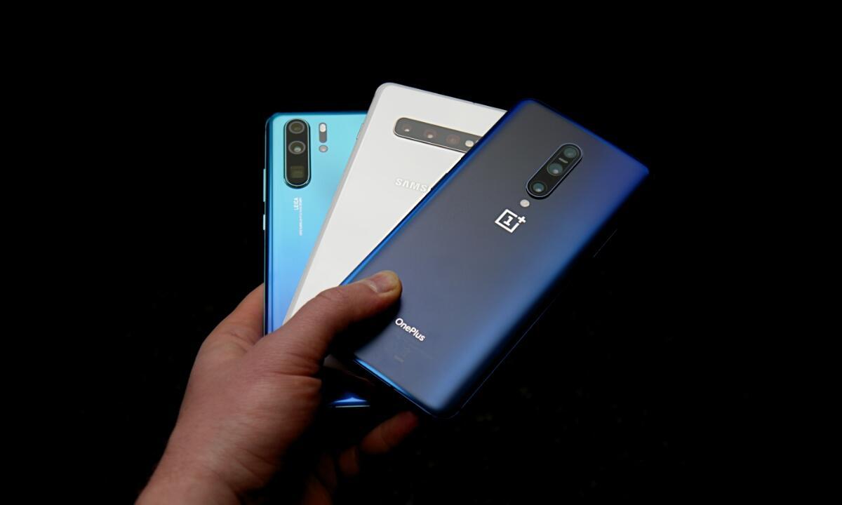 Die 100 besten smartphones