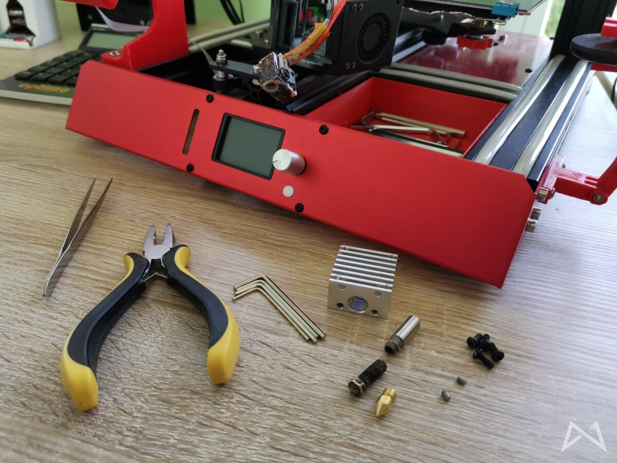 Tevo Flash 3d Drucker Reparatur