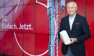 Vodafone Deutschland Ceo Hannes Ametsreiter Zum Start Des 5g Handy Netz