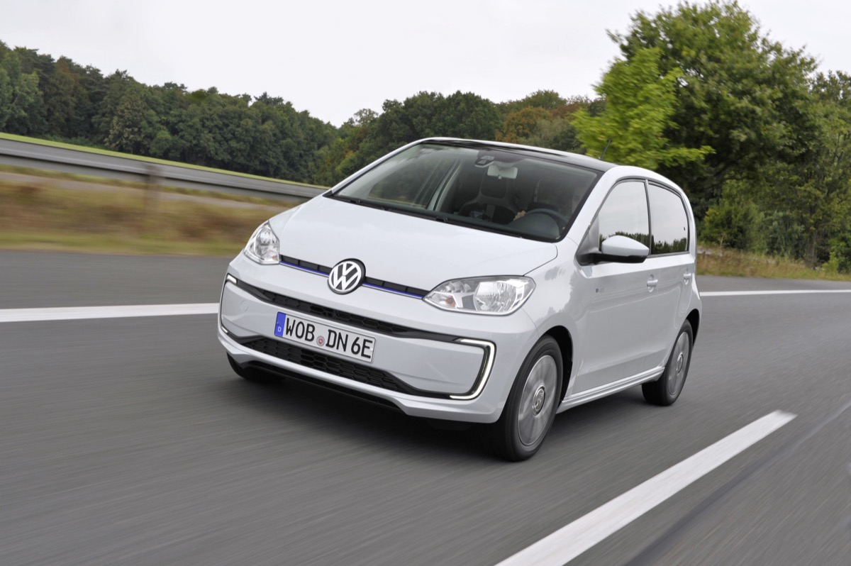 Volkswagen E Up!