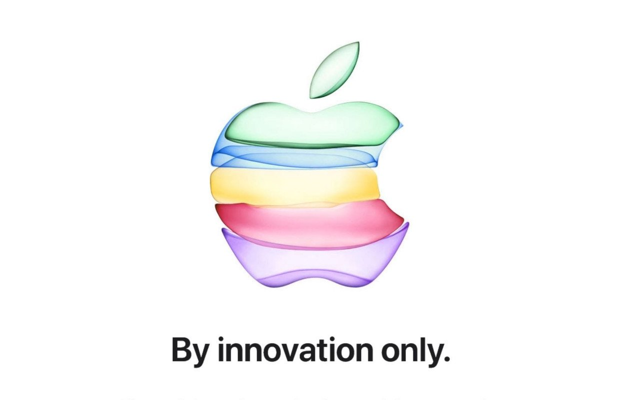 Apple Special Event 09 2019