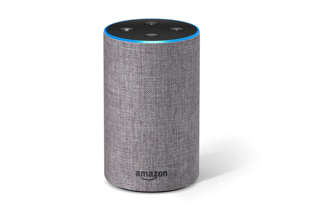Amazon Echo 2 Gen Header