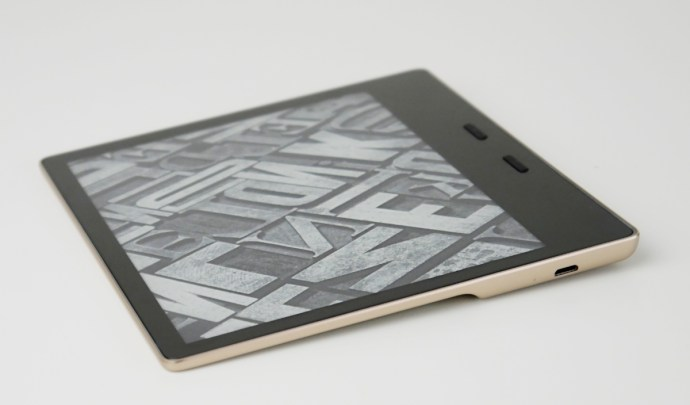 Amazon Kindle Oasis Header