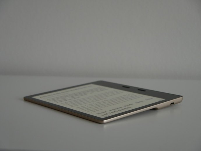 Amazon Kindle Oasis Test1