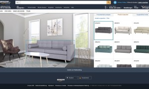 Amazon Showroom Moebel