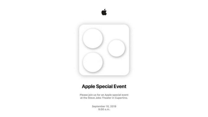 Apple Event Fake Twitter