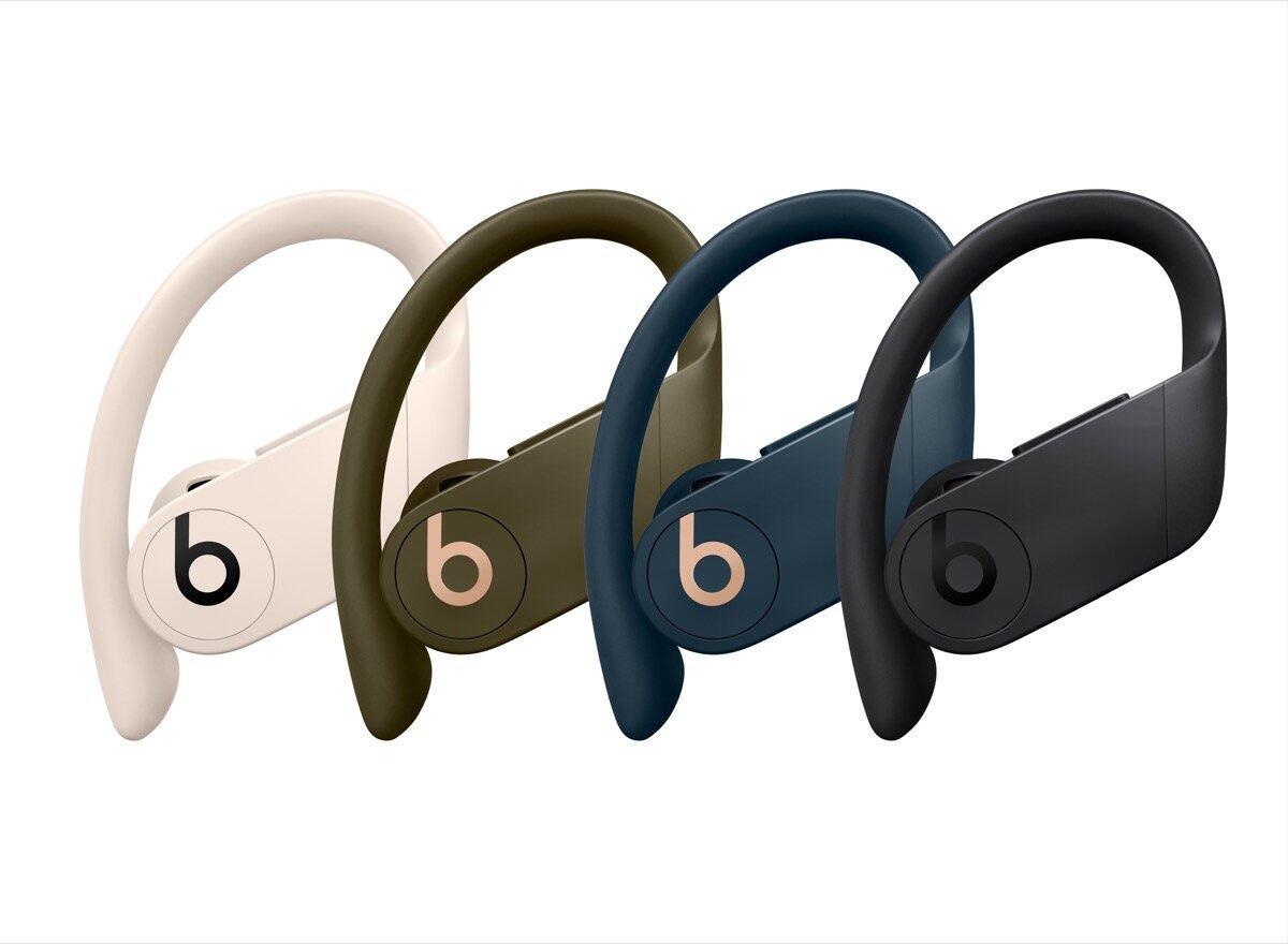 Apple Powerbeats Pro Farben