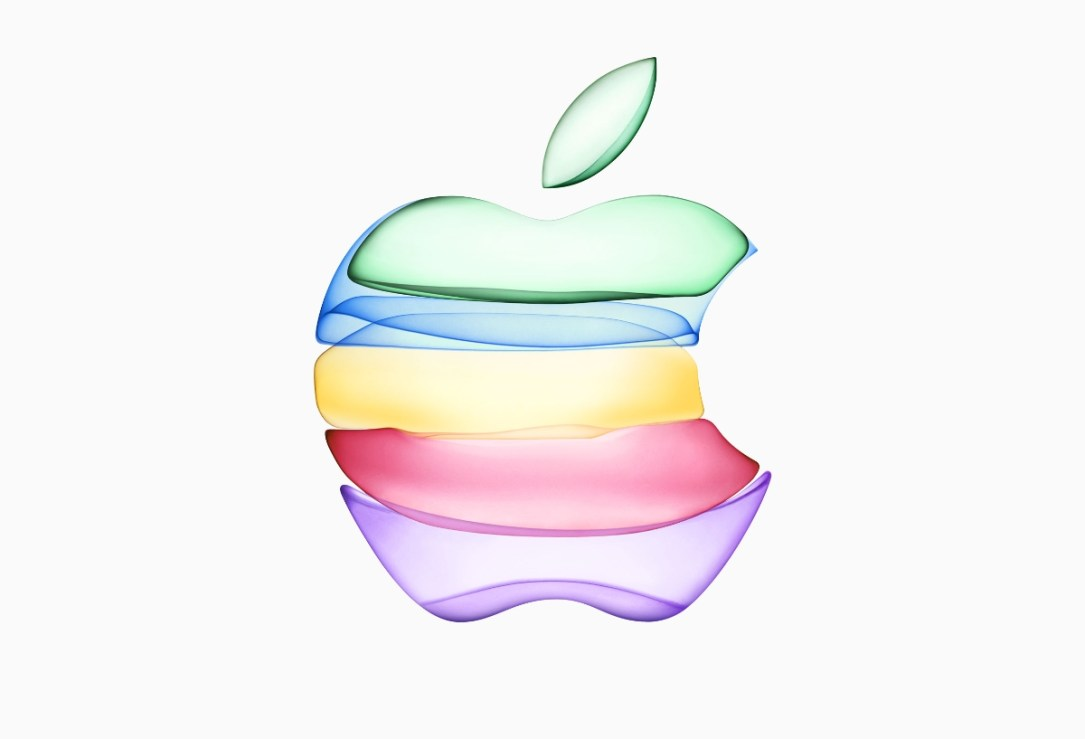 Apple Special Event Logo Header