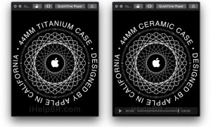 Apple Watch Series 5 Titanium Ceramic