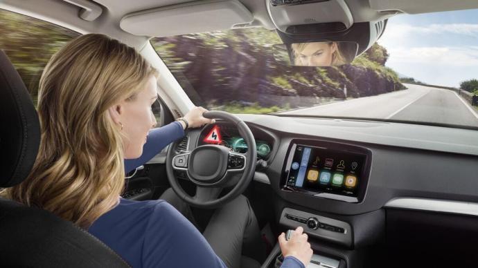 Bosch 3d Display Auto