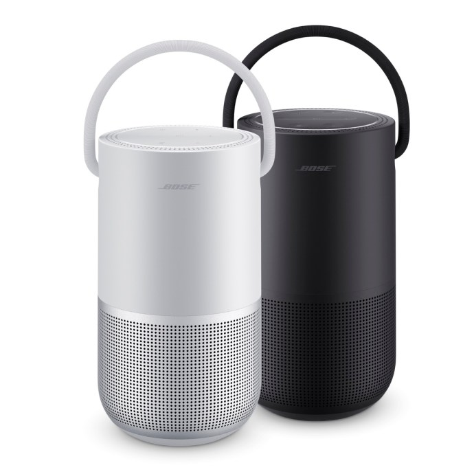 Bose Portable Home Speaker Farben