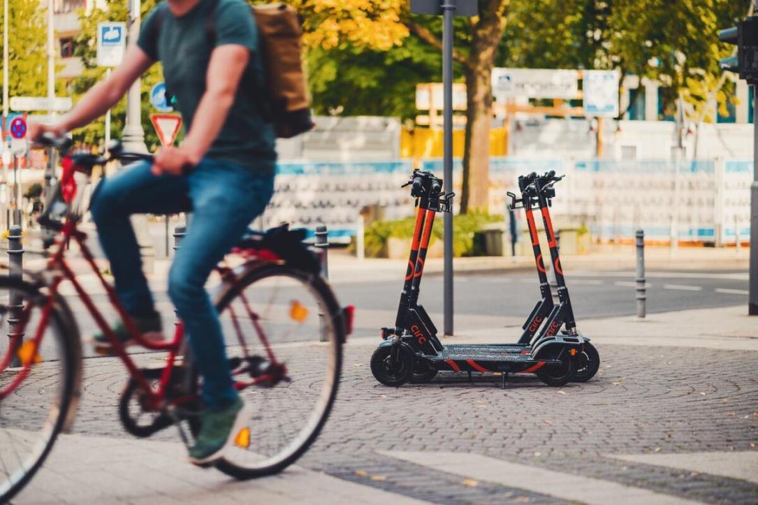 E Scooter Header 1