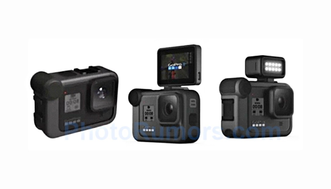 Gopro Hero 8 Leak