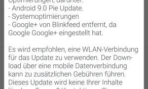 Htc U11 Android Pie