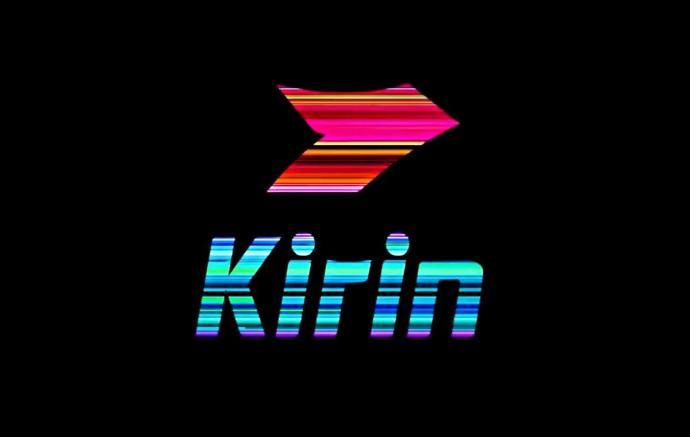 Huawei Kirin Logo Header