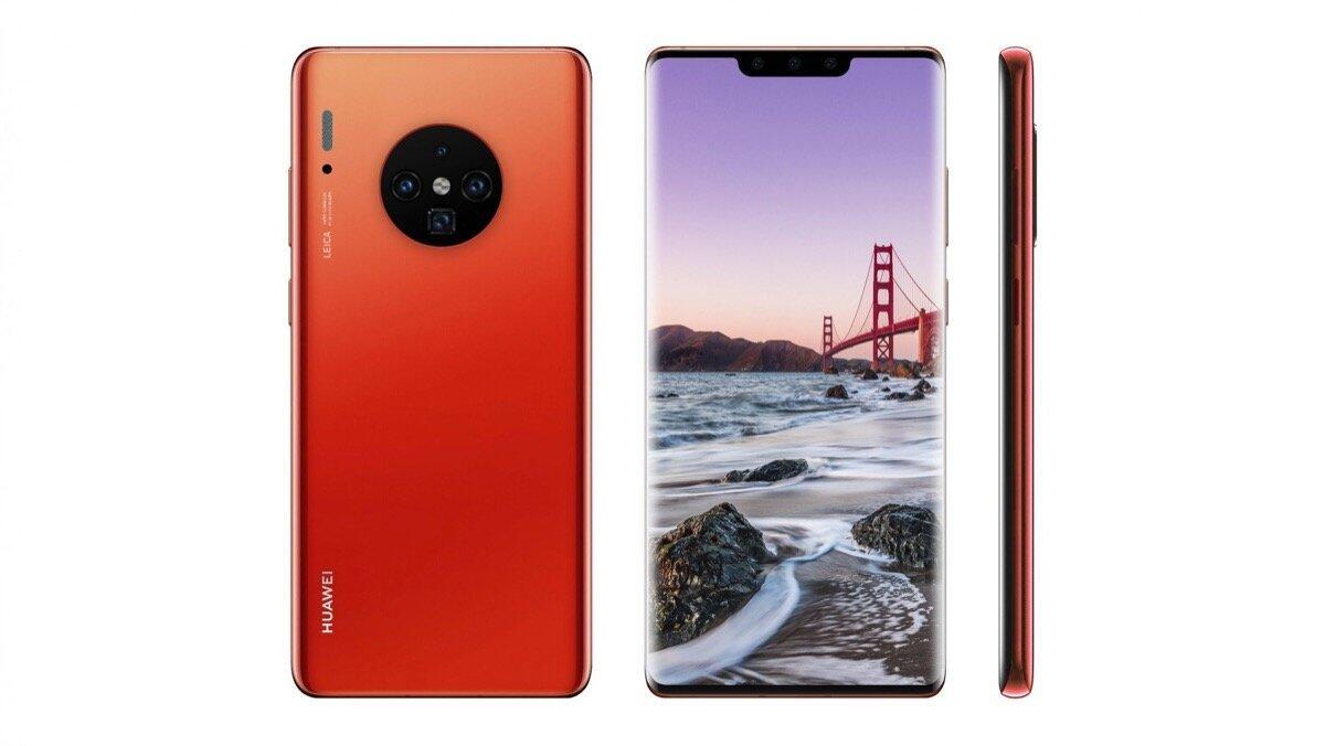 Huawei Mate 30 Pro Fake
