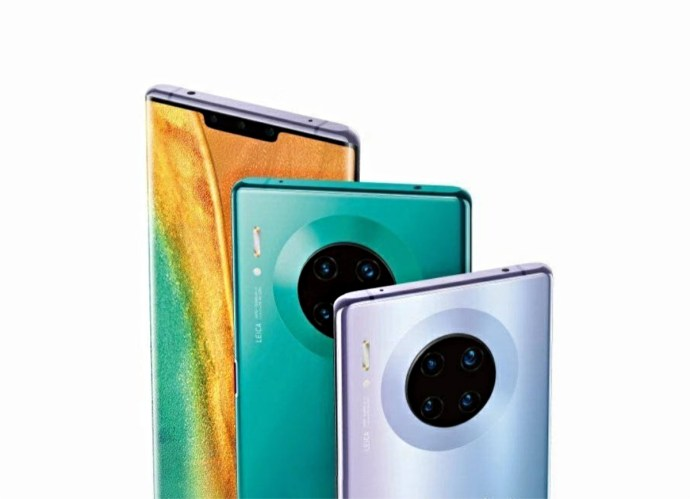 Huawei Mate 30 Pro Presse Leak
