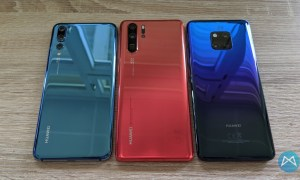 Huawei P20 Pro Huawei Mate 20 Pro Huawei P30 Pro Rueckseite