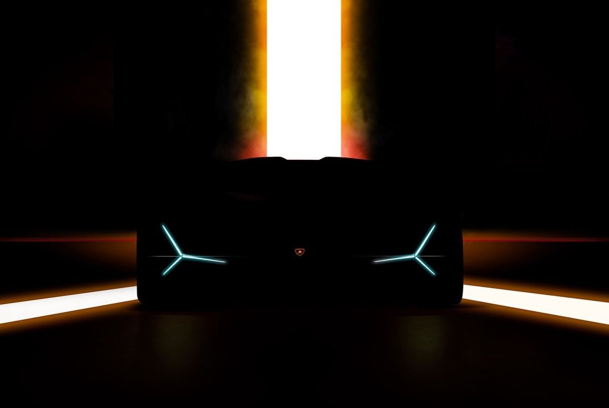 Lamborghini Teaser Header