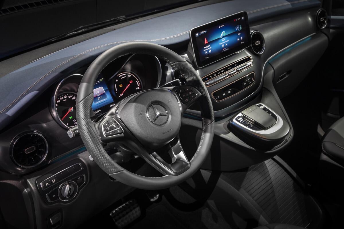 Weltpremiere Mercedes Benz Eqv World Premiere Mercedes Benz Eqv