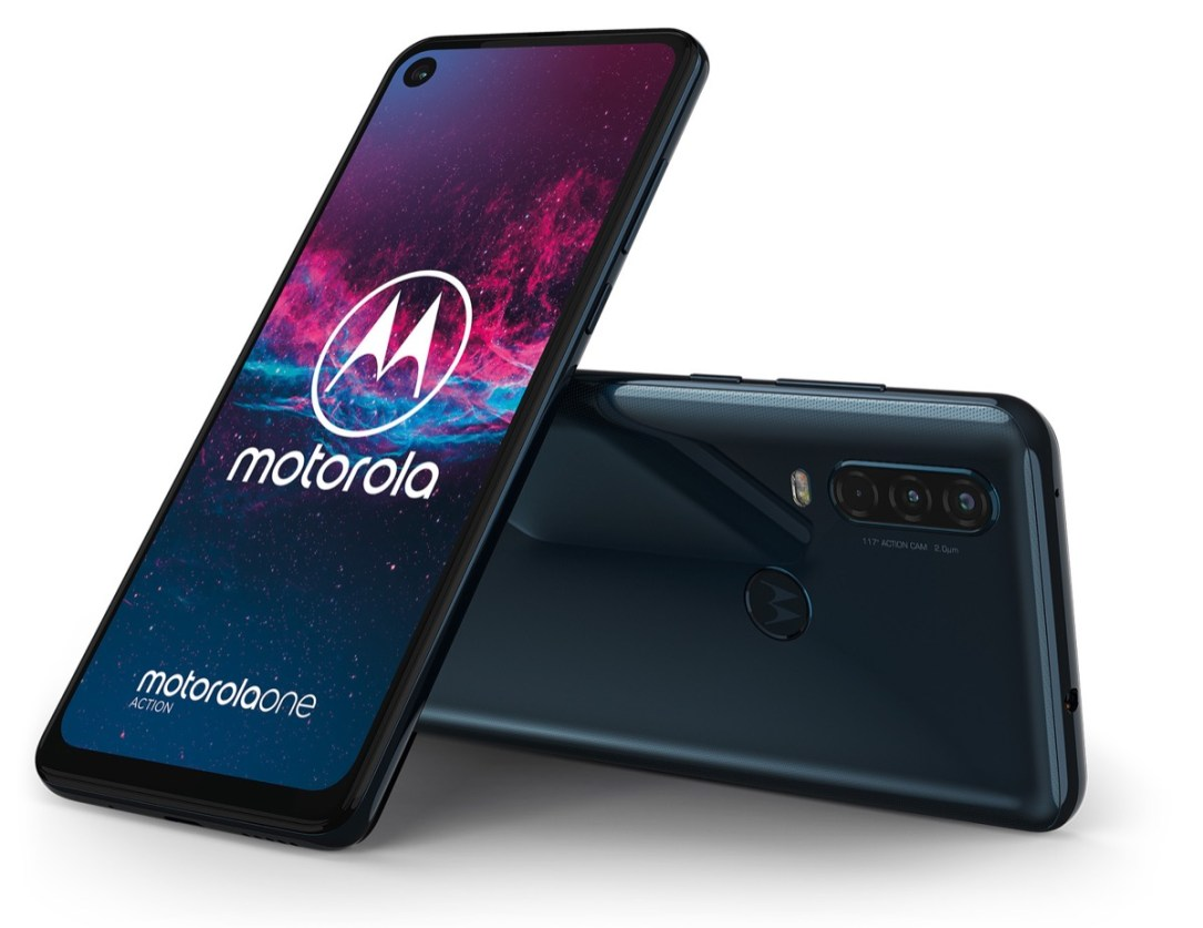 Motorola One Action Denim Blue (5)